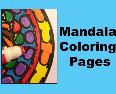 MandalaColoringPages